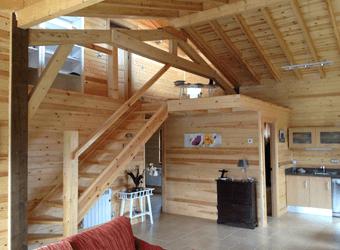 construcción sostenible - maderasinlimites