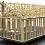 construccion de viviendas de madera