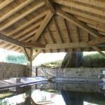 Fuente en Maliaño - Equipamientos Urbanos - Madera sin límites - Cantabria