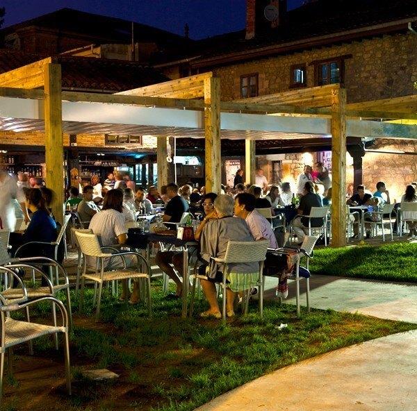 Pub Infinity - Hostelería - Madera sin límites - Cantabria