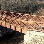 Pasarela en Astillero - Equipamientos Urbanos - Madera sin límites - Cantabria
