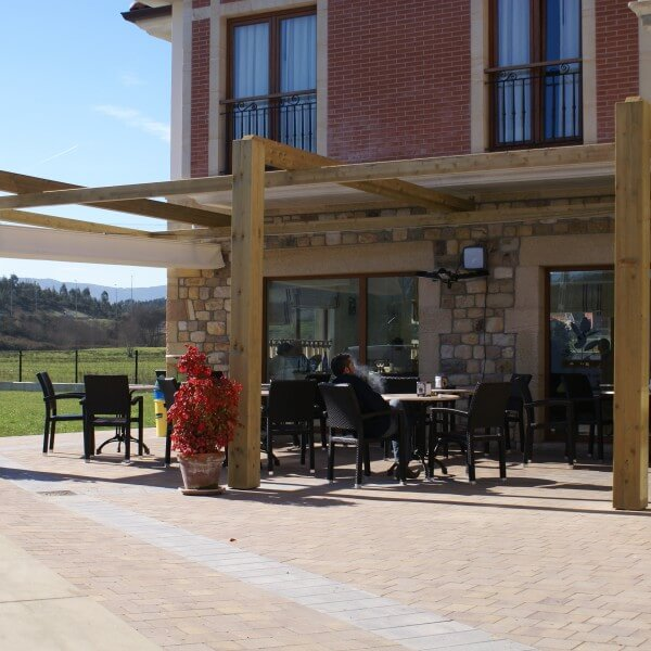 Hostelería - Madera sin límites - Cantabria