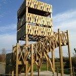 Torre en Noja - Equipamientos Urbanos - Madera sin límites - Cantabria